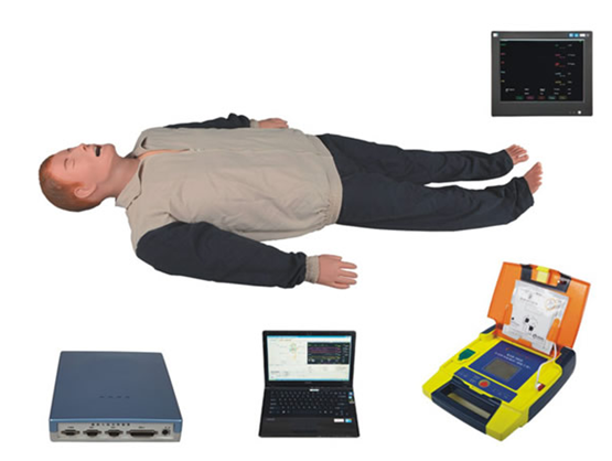 高智能数字化成人综合急救技能训练系统